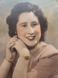 Kathleen Margaret Morgan -