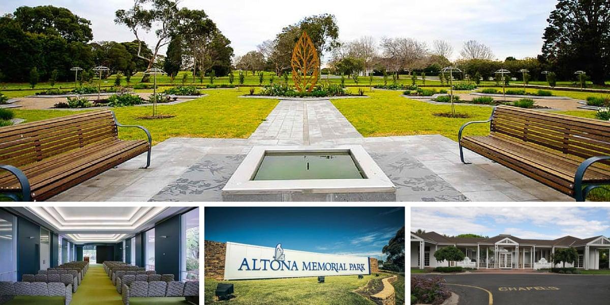 Altona Memorial Park - Funeral Directors Melbourne - Greenhaven Funerals