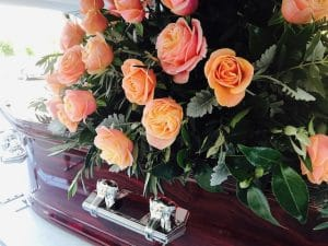 A local, independently-owned funeral director -