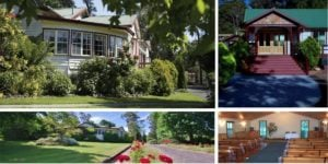 Healesville Gables Reception Centre - Funeral Directors Melbourne - Greenhaven Funerals