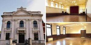 Kensington Town Hall - Funeral Directors Melbourne - Greenhaven Funerals