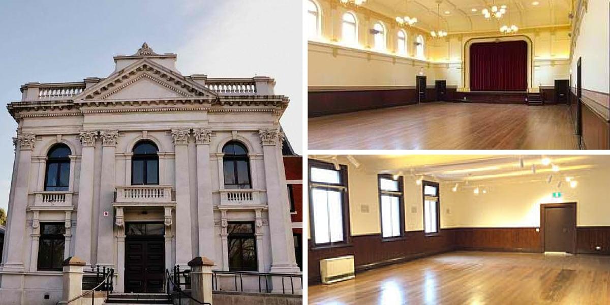 Kensington-Town-Hall