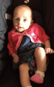 Baby Aila January Norma Hinton-Tooley  -