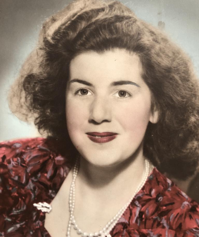 Margaret Patricia Luxford -