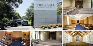 Springvale Botanical Cemetery - Funeral Directors Melbourne - Greenhaven Funerals