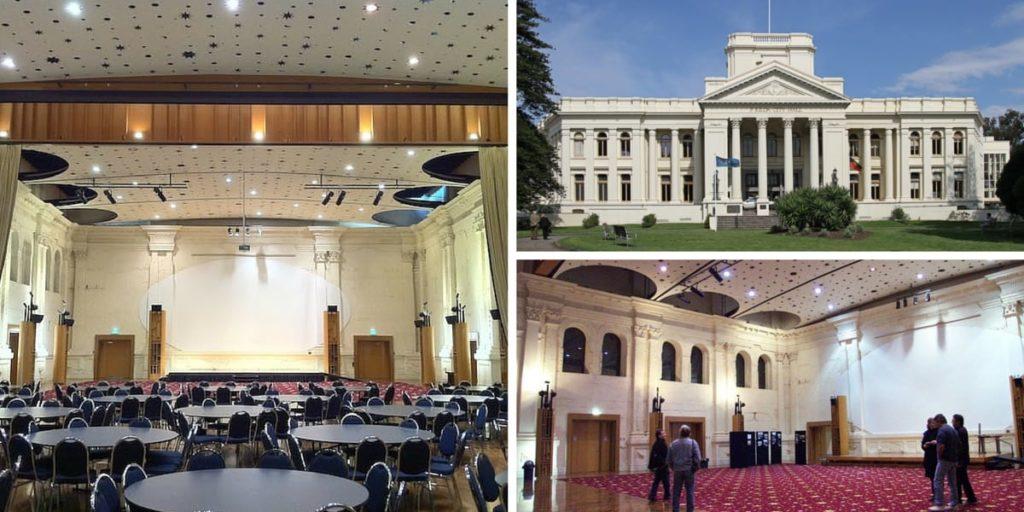 St. Kilda Town Hall - Funeral Directors Melbourne - Greenhaven Funerals