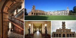 Werribee Park Mansion - Funeral Directors Melbourne - Greenhaven Funerals