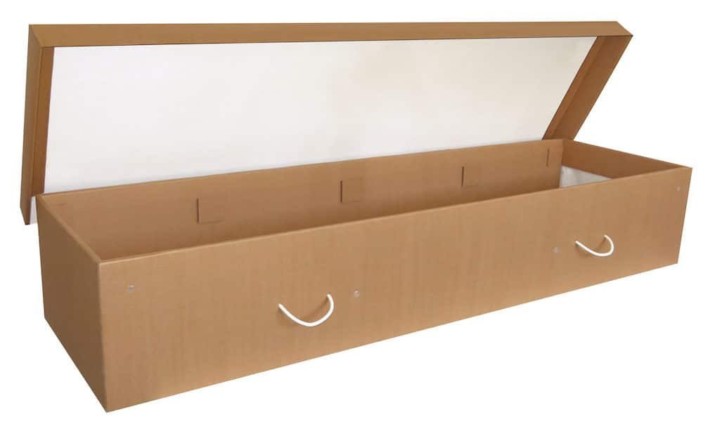 Daisybox - Coffins and Caskets - Funeral Directors Melbourne - Greenhaven Funerals