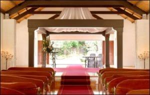 Funeral venue in Warrandyte -