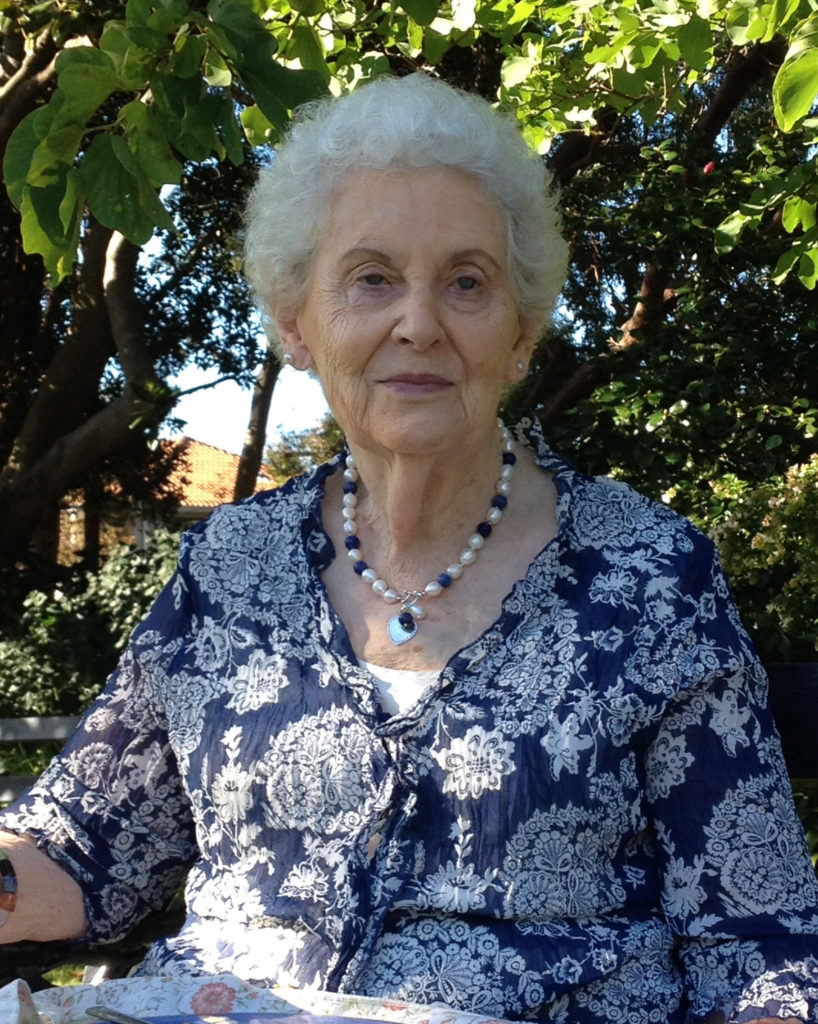 Judith Holyman -